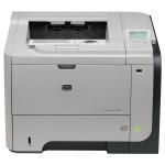 Imprimanta laser monocrom HP LaserJet Enterprise P3015dn, A4, USB, Retea, alb