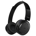 Casti on-ear cu microfon Bluetooth PANASONIC RP-BTD5E-K, negru