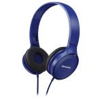 Casti on-ear PANASONIC RP-HF100E-A, albastru