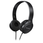 Casti on-ear PANASONIC RP-HF100E-A, negru