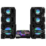 Sistem audio High Power PANASONIC SC-MAX7000E-K, 3000W RMS, Bluetooth, Wi-Fi, NFC