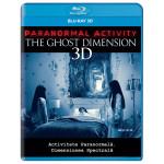 Activitate Paranormala 5 - Dimensiunea Spectrala Blu-ray 3D
