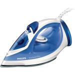 Fier de calcat PHILIPS EasySpeed GC2046/20, 110g/min, 2200W, alb - albastru