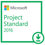 Licenta electronica ESD Microsoft Project Standard 2016, All Lng PK Lic Online DwnLd C2R NR