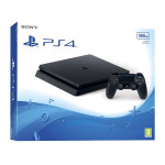 Consola SONY PlayStation 4 Slim, 500GB, negru
