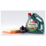 Pachet schimb ulei CASTROL pentru Skoda Fabia I 1.4, benzina