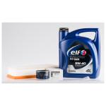 Pachet schimb ulei Premium ELF pentru Dacia Logan 1.5 dCi