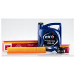 Pachet Standard schimb ulei ELF pentru Renault Clio 1.5 dCi