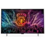 Televizor LED Smart Ultra HD, 108cm, PHILIPS 43PUH6101/88