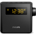 Radio cu ceas PHILIPS AJ4300B/12, FM, negru