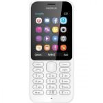 Telefon mobil NOKIA 222, white