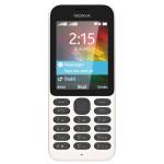 Telefon mobil Dual Sim NOKIA 215, White