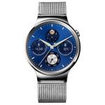 Smartwatch HUAWEI W1 Steel, Mesh Strap
