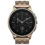 Smartwatch VECTOR Luna, Rose Gold with Rose Gold Bracelet
