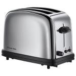 Prajitor de paine RUSSELL HOBBS Chester 20720-56, 1200W, inox