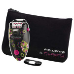 Epilator ROWENTA Custo Silence Soft EP5604, retea, 2 viteze, negru - mov