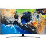Televizor curbat LED Smart Ultra HD, 123cm, Tizen, SAMSUNG UE49MU6502