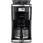 Cafetiera SMARTER Coffee Machine SMC10EU, 1.5l, 1050W, negru