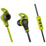 Casti in-ear cu microfon SMS Audio SMS-EB-SPRT-YLW, galben