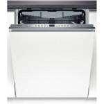 Masina de spalat vase incorporabila BOSCH SuperSilence ActiveWater SMV58L70EU, 13 seturi, 5 programe, 60 cm, A++