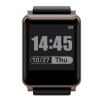 Smartwatch ALLVIEW Allwatch, Black