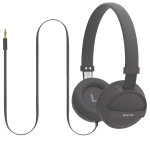 Casti on-ear PROMATE Sonic, Grey