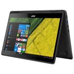 "Laptop ACER Spin SP513-51-54CV, Intel® Core™ i5-7200U pana la 3.1GHz, 13.3"" Touch, 8GB, SSD 256GB, Intel® HD Graphics 620, Windows 10 Pro"