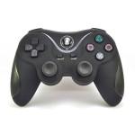 Controller wireless Spartan Gear Six-Axis BT PS3 Negru