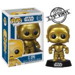 Figura POP! Vinyl Star Wars - C-3PO #13