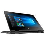 "Laptop 2 in 1 HP Stream x360 11-aa000nq, Intel® Celeron® N3060 pana la 2.48GHz, 11.6"" IPS Touch, 2GB, eMMC 32GB, Windows 10 Home"