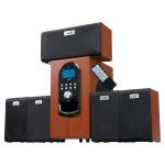 Boxe GENIUS SW-HF5.1 6000, 5.1, 200W, maro