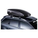 Portbagaj plafon THULE Motion M 200 TA620200, 410l, gri lucios/negru lucios