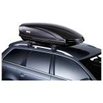 Portbagaj plafon THULE Motion M 200 TA620201, 410l, gri lucios/negru lucios