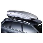 Portbagaj plafon THULE Motion XL 800 TA620800, 460l, argintiu lucios