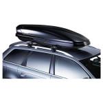 Portbagaj plafon THULE Motion XL 800 TA620801, 460l, negru lucios