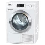 Uscator de rufe MIELE TKG 850 WP SteamFinish Eco, 8kg, A+++, alb