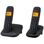 Telefon DECT ALCATEL Delta 180 DUO, negru