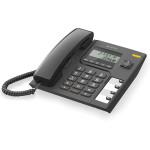 Telefon cu fir ALCATEL T56, negru