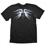 Tricou Diablo III - Tyrael, marime S