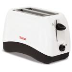 Prajitor de paine TEFAL Delfini 2 TT1301, 850W, alb