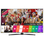 Televizor LED Smart Ultra HD, webOS 3.0, 124cm, LG 49UH668V