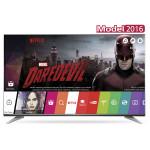 Televizor LED Smart Ultra HD, webOS 3.0, 140cm, LG 55UH7507