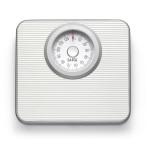 Cantar de persoane LAICA PS2007, 130 kg, alb