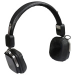Casti on-ear cu microfon PROMATE Urban, Black