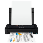 Imprimanta portabila EPSON WorkForce WF-100W, A4, USB, Retea, Wi-Fi