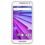 "Smartphone MOTOROLA Moto G 3rd gen XT1541, 5"", 13MP, 1GB RAM, 8GB, 4G, Quad Core, White"