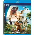 Pe urmele dinozaurilor Blu-ray 3D