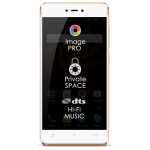 Smartphone ALLVIEW X3 Soul Lite 16GB DUAL SIM Gold