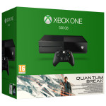 Consola MICROSOFT Xbox One, 500GB + Joc Quantum Break (cod download)