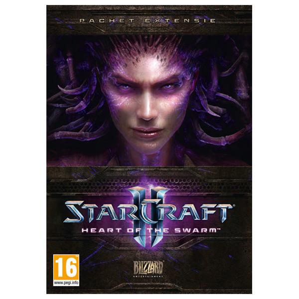 StarCraft II: Heart of the Swarm PC